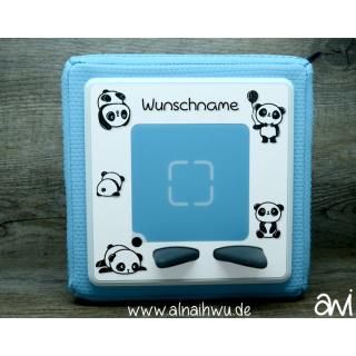 Panda Motiv-Teilschutzfolie