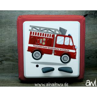 Feuerwehr Motiv-Vollschutzfolie