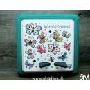 Schmetterlinge Motiv-Vollschutzfolie