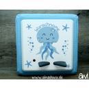 Süße Qualle Jellyfish Motiv-Vollschutzfolie
