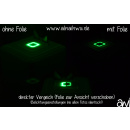 LED-Abdunklung für Hörspielbox